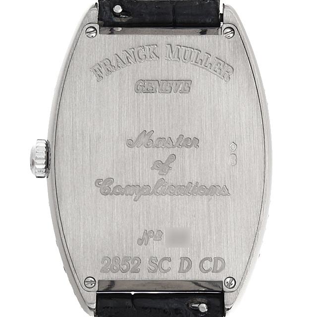 トノーカーベックス ベゼルダイヤ 2852SC D CD OG サブ画像2