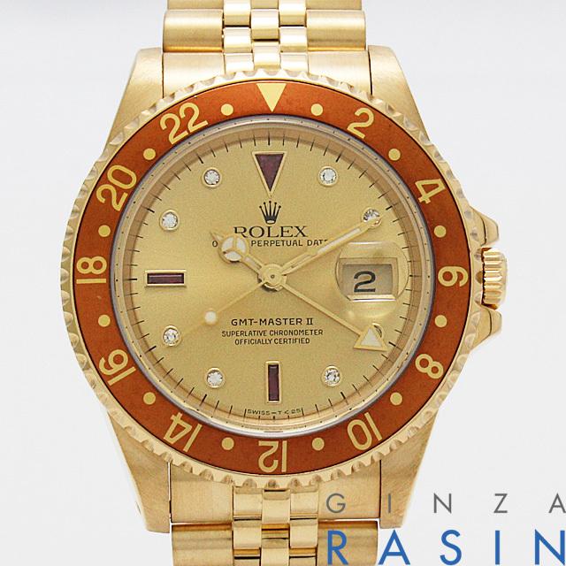GMTマスターII 16718RG メイン画像
