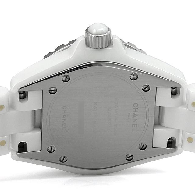 J12 白セラミック ベゼルダイヤ H0967 サブ画像2