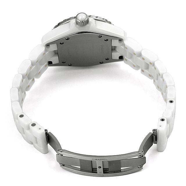 J12 白セラミック ベゼルダイヤ H0967 サブ画像3