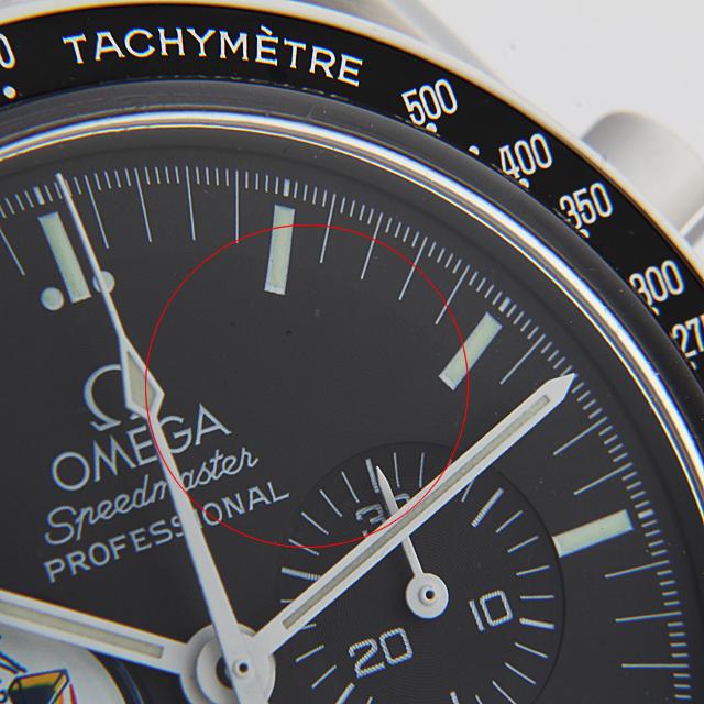 スピードマスター プロフェッショナル ミッションズ ジェミニ8号 3597-06 サブ画像4