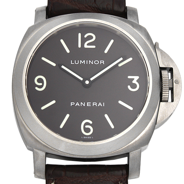 ルミノール ベース PAM00055 メイン画像
