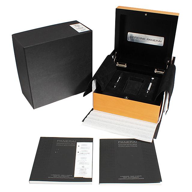 ルミノール1950 3DAYS GMT PAM00329 サブ画像4