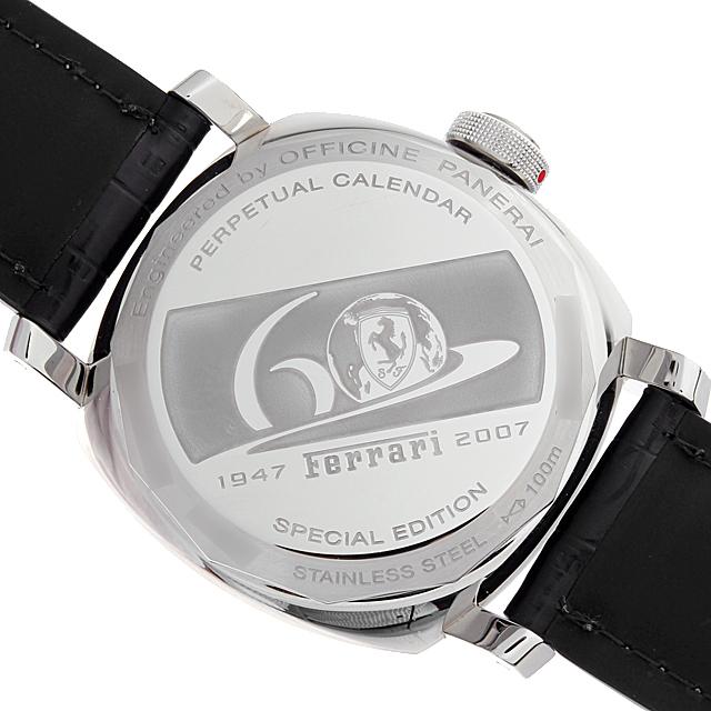 フェラーリ パーペチュアルカレンダー 世界限定247本 FER00015 サブ画像2
