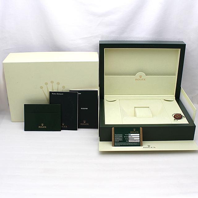 デイトジャスト パールマスター ベゼルダイヤ 80299NG サブ画像4