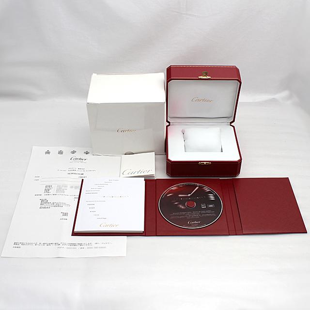 タンクアロンジェ ベゼルピンクサファイア アジア限定 WB302831 サブ画像4