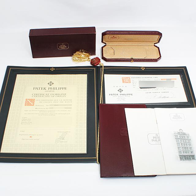 カラトラバ 日本150本限定モデル 3923A サブ画像4