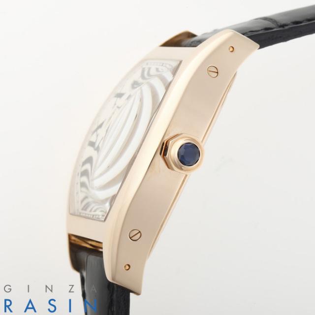カルティエ(CARTIER) トーチュ8デイズ パワーリザーブ XL PG W1545851時計銀座羅針RASIN
