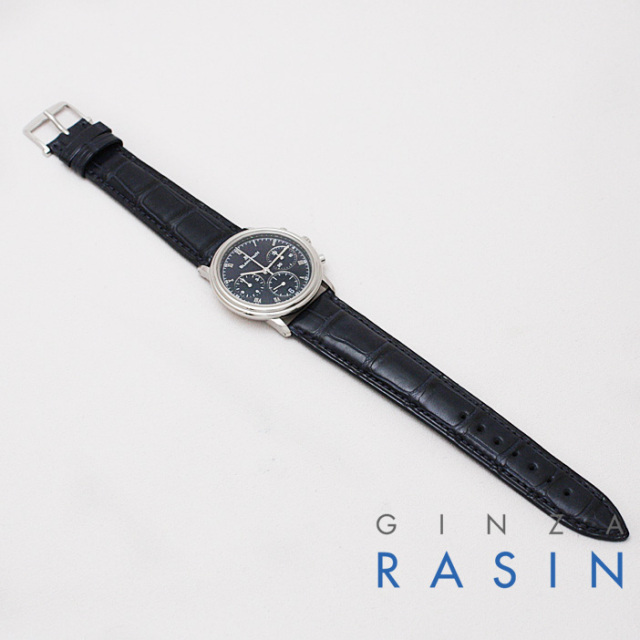 ブランパン(BLANCPAIN) ヴィルレクロノグラフ 1185-1127 時計銀座羅針RASIN