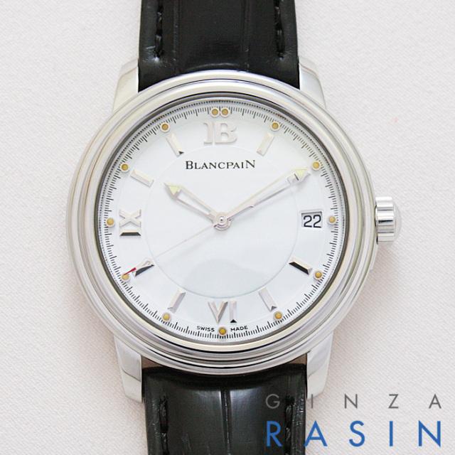 ブランパン レマン ウルトラスリム 2100スポーツ 2100-1127-53 中古 メンズ