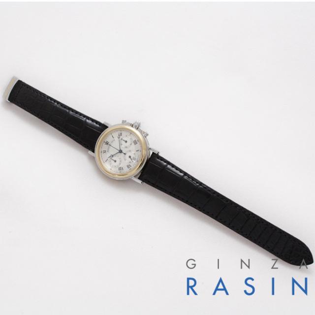 ブレゲ(Breguet) マリーンクロノグラフ 3460A 時計銀座羅針RASIN