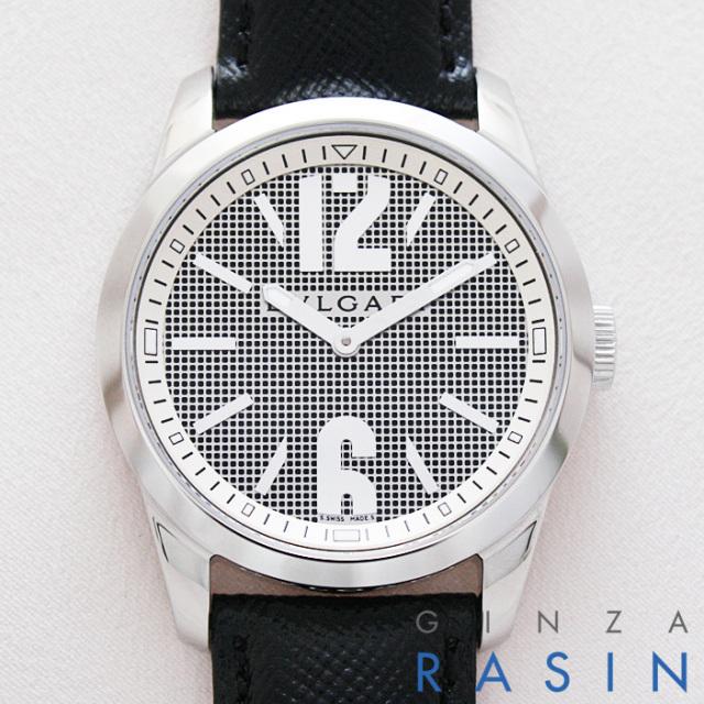 ブルガリ(BVLGARI) ソロテンポ ST37SL-M 時計銀座羅針RASIN