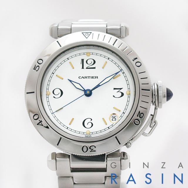 カルティエ(CARTIER) パシャ35mm 時計銀座羅針RASIN