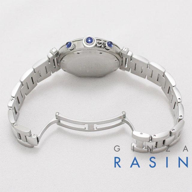 カルティエ(CARTIER) パシャ38mmクロノグラフ 時計銀座羅針RASIN