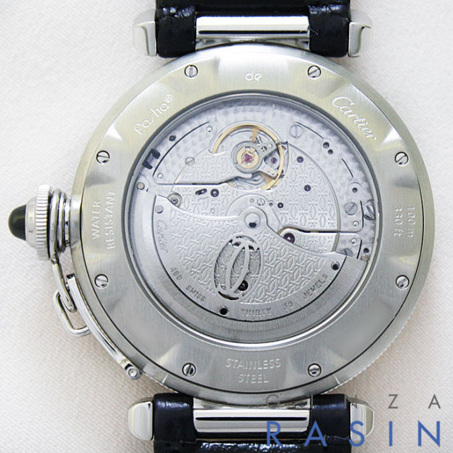 カルティエ(CARTIER) パシャN950 GMT パワーリザーブ W3105055