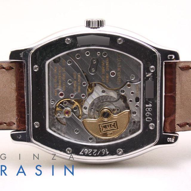 ショパール(Chopard) L.U.Cトノー 16/2267-1001 時計銀座羅針RASIN