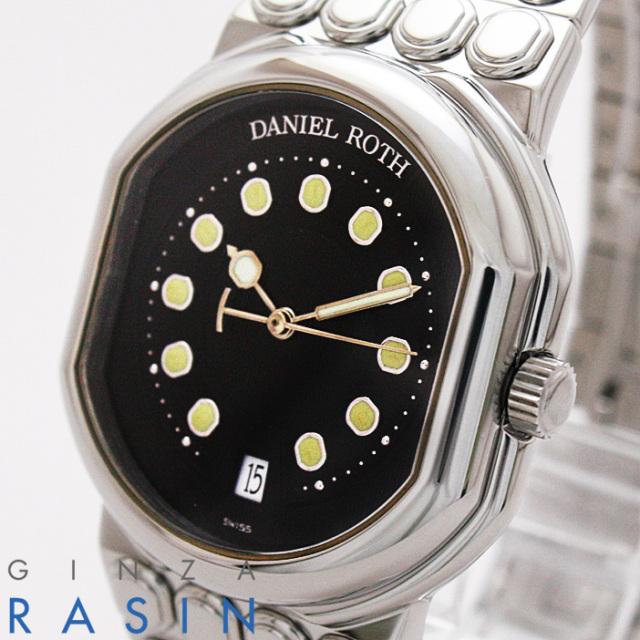 ダニエルロート(DANIEL ROTH) スポーツ S177ST-ZB 時計銀座羅針RASIN