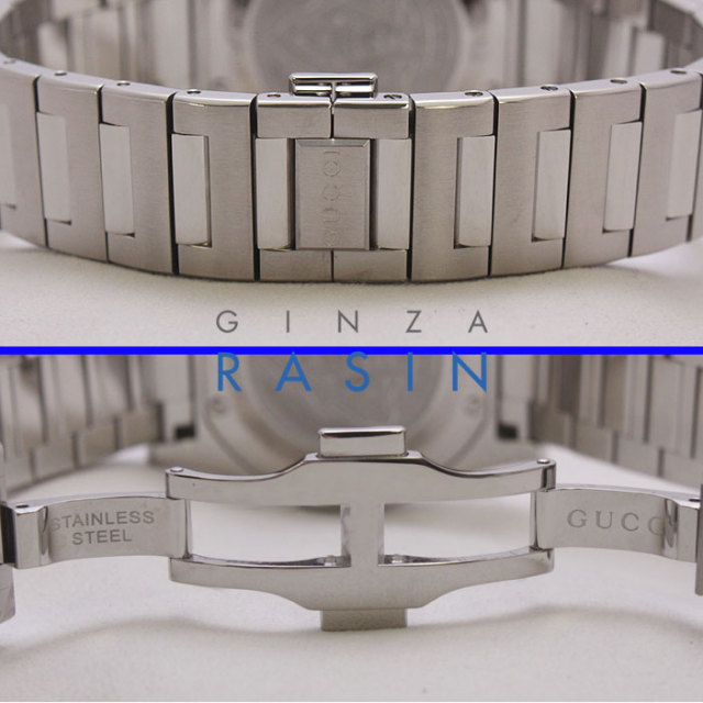 グッチ(GUCCI)パンテオン YA115214 時計銀座羅針RASIN