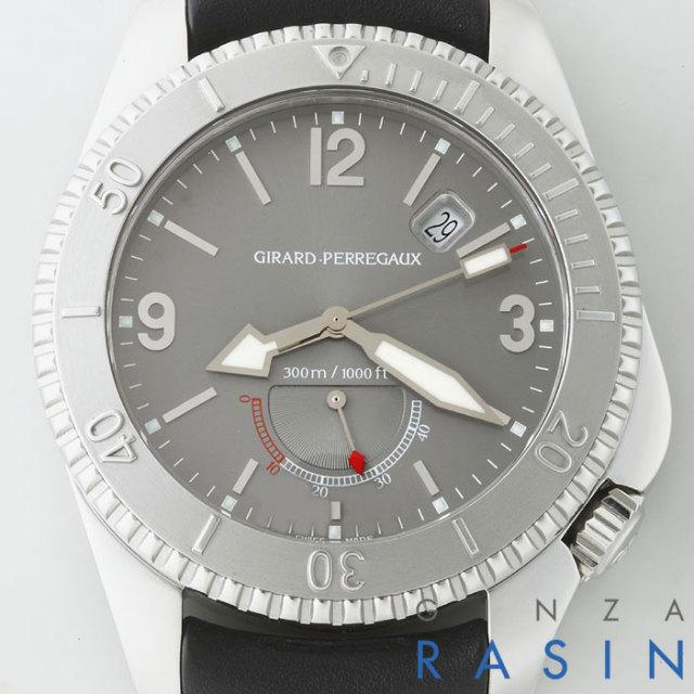 ジラールペルゴ(Girard-Perregaux)シーホークII 42mm 49900.0.11.2042