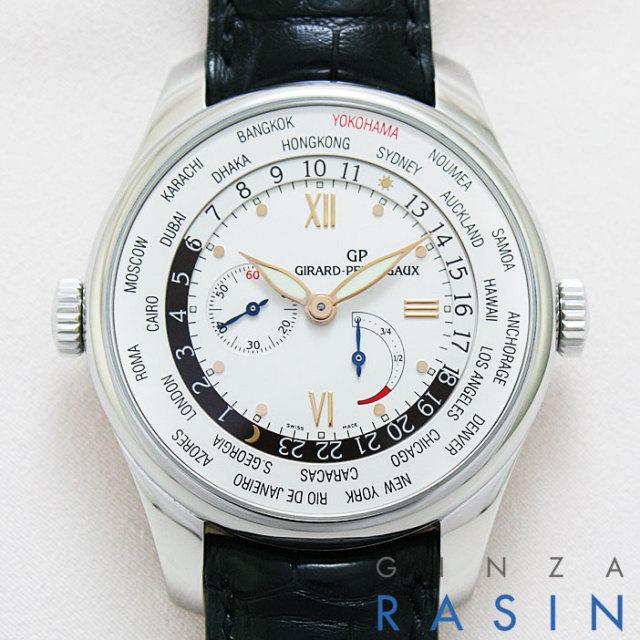 ジラールペルゴ(Girard-Perregaux) WW.TC フランソワペルゴ 日本250本限定モデル 49850-11-171-0