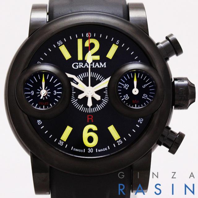 グラハム(GRAHAM) ソードフィッシュブラックイエロー2SWAS BB20A K06B 時計銀座羅針RASIN