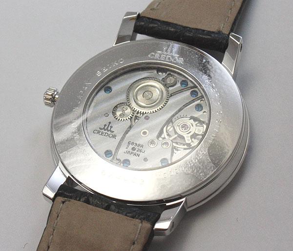 セイコー クレドール ノード GBBE979 時計銀座羅針RASIN