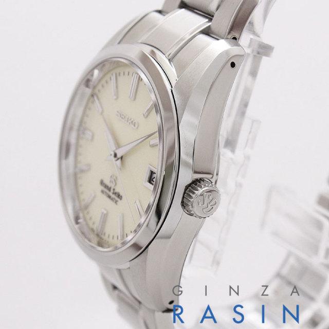セイコー(SEIKO)グランドセイコーメカニカル 限定 SBGR003 時計銀座羅針RASIN
