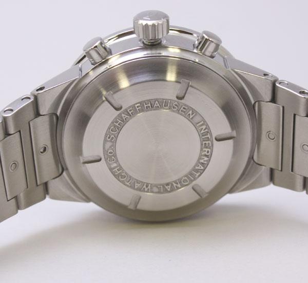 IWC GSTクロノグラフ 3707-08 時計銀座羅針RASIN