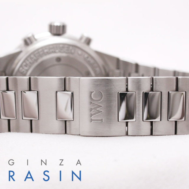 IWC GSTラトラパンテ 3715-18 時計銀座羅針RASIN