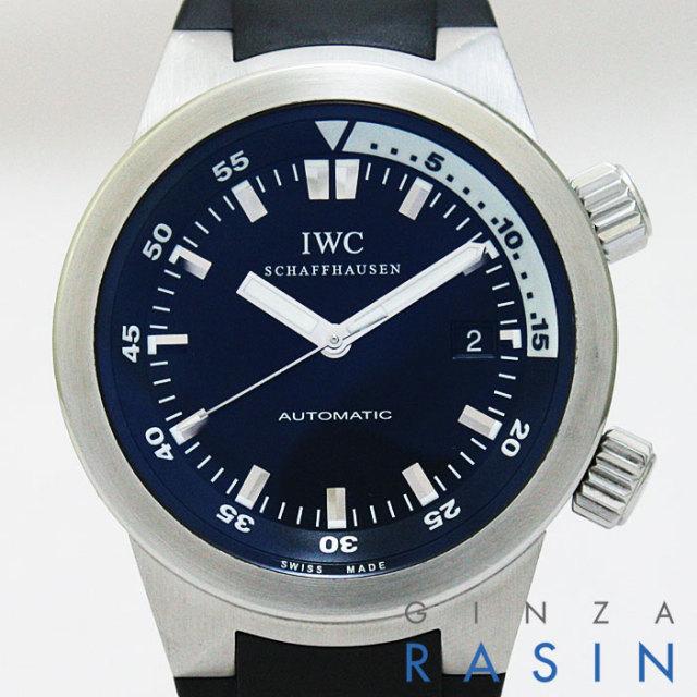 IWC アクアタイマー 3548-07 (3548-007) メンズ