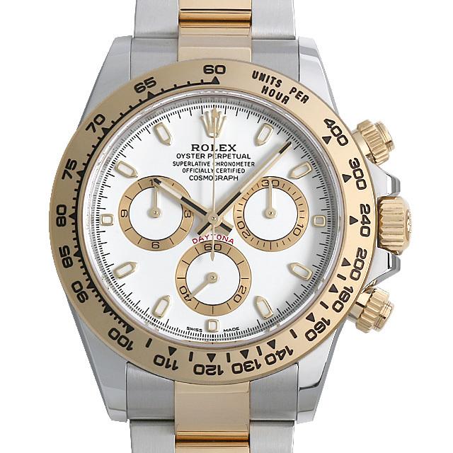 ロレックス デイトナ 116503 ホワイト 新品 メンズ