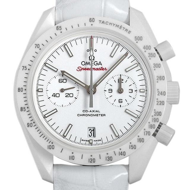スピードマスター ムーンウォッチ ホワイトサイド オブ ザ ムーン 311.93.44.51.04.002 メイン画像