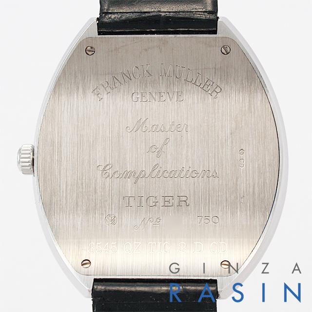 インフィニティ タイガー 全面ダイヤ 3545QZ TIG 2 D CD OG サブ画像2