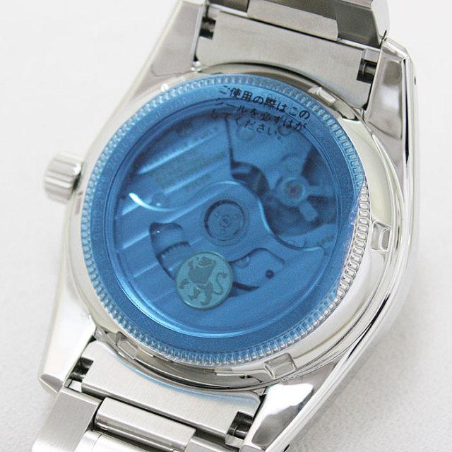 【新品】セイコー(GRAND SEIKO) グランドセイコー50周年記念モデル SBGR075 ダークブルー文字盤