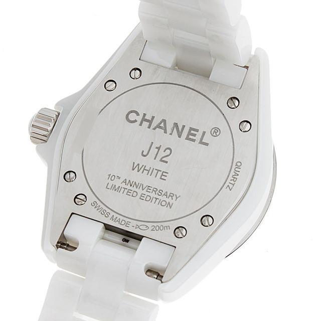 J12 ホワイトファントム 10周年記念モデル 世界限定2000本 H3442 サブ画像2