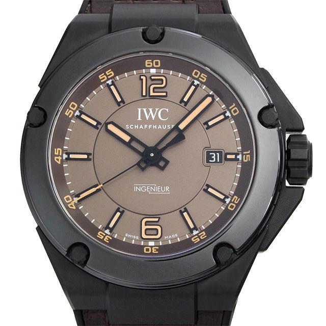 IWC インヂュニア オートマティック AMG ブラックシリーズ セラミック IW322504 インジュニア 新品 メンズ