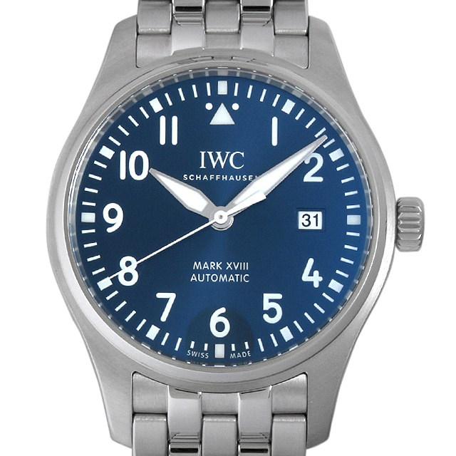 IWC パイロットウォッチ マーク18 プティ・プランス IW327014 新品 メンズ
