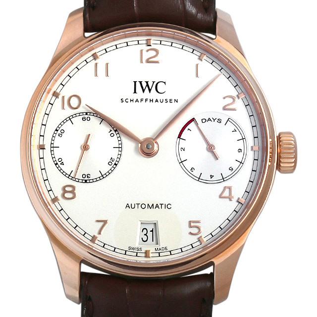 IWC ポルトギーゼ オートマティック IW500701 新品 メンズ