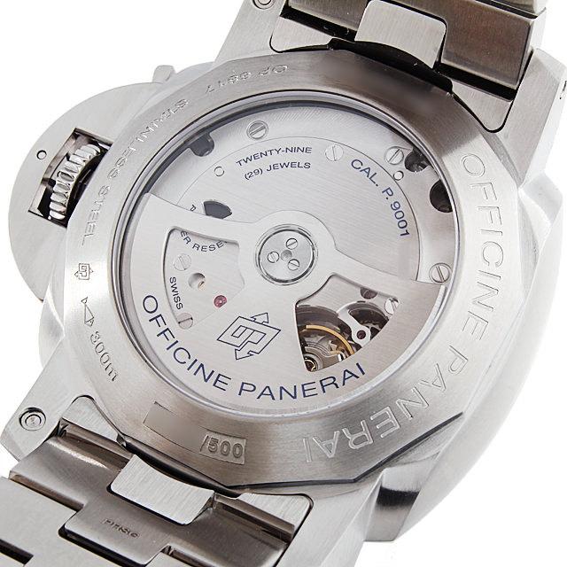 ルミノール1950マリーナ 3DAYS GMT PAM00329 サブ画像2