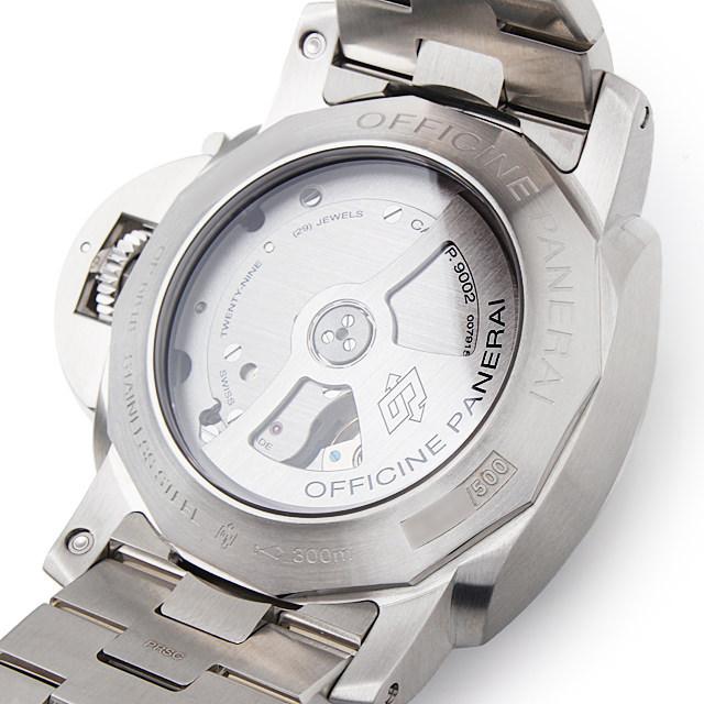 ルミノール1950 3DAYS GMT パワーリザーブ PAM00347 サブ画像2