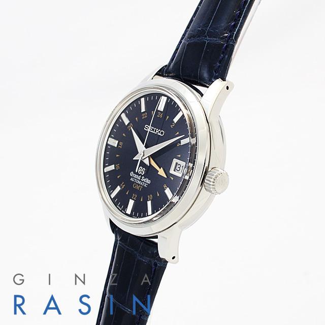 グランドセイコー メカニカル GMT 10周年記念モデル SBGM031 サブ画像1
