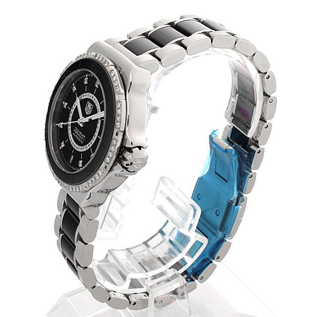 フォーミュラ1 スチール セラミック ダイヤモンド WAU2212.BA0859 サブ画像1
