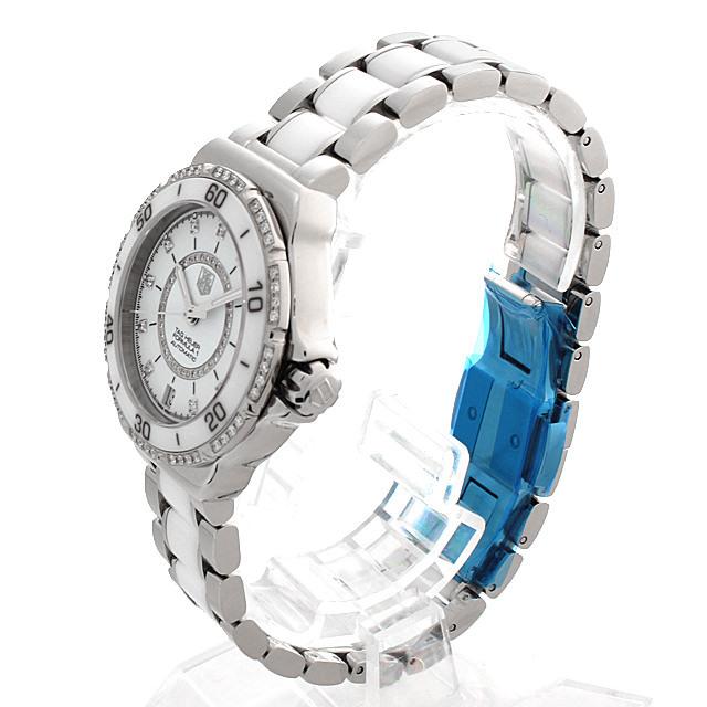 フォーミュラ1 スチール セラミック ダイヤモンド WAU2213.BA0861 サブ画像1