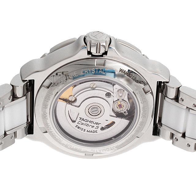 フォーミュラ1 スチール セラミック ダイヤモンド WAU2213.BA0861 サブ画像2