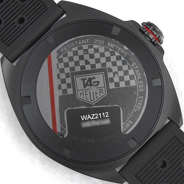 フォーミュラ1 キャリバー6 フルブラック WAZ2112.FT8023 サブ画像2