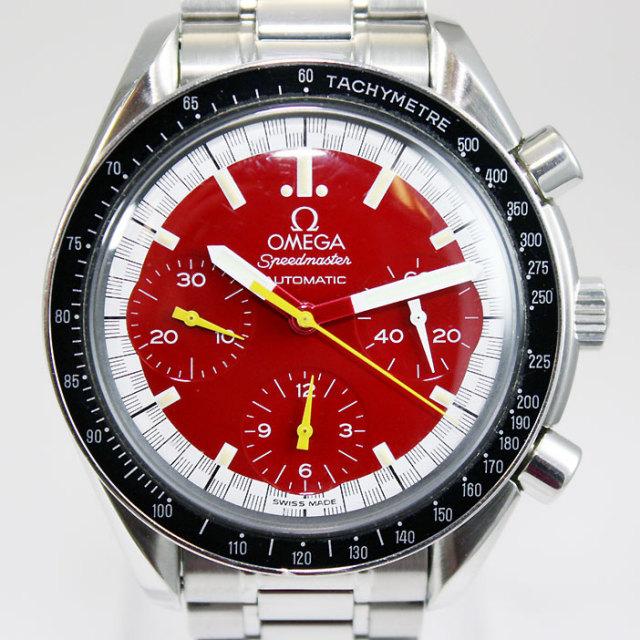オメガ(OMEGA)スピードマスター・シューマッハ3510.61 時計銀座羅針RASIN