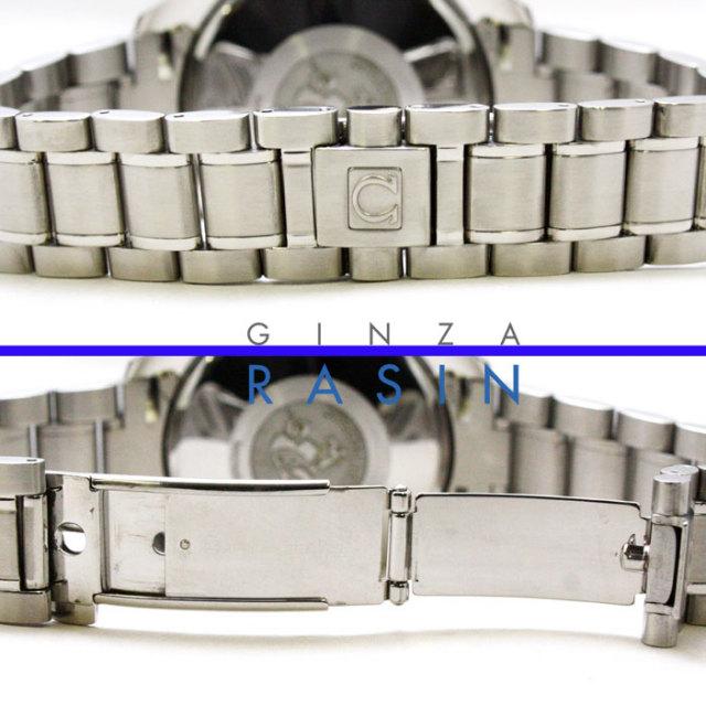 オメガ(OMEGA)スピードマスター マーク40コスモス 3520-50 時計銀座羅針RASIN