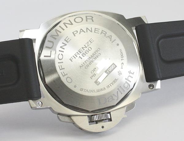 パネライ(PANERAI)ルミノールクロノ デイライト PAM00251 時計銀座羅針RASIN