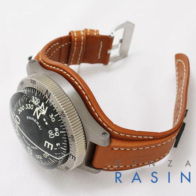 パネライ(PANERAI) ブラックシールコンパス H番 60mm PAM00191 時計銀座羅針RASIN