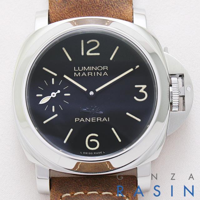 【未使用】パネライ(PANERAI) ルミノールマリーナ ニューヨークブテッィク限定モデル 44mm M番 PAM00417